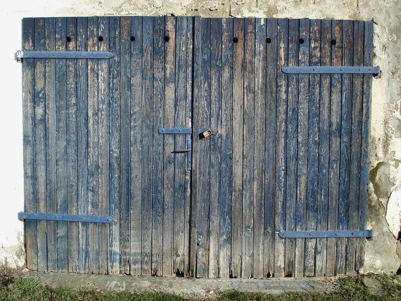 Krídlové brány v minulosti a dnes
