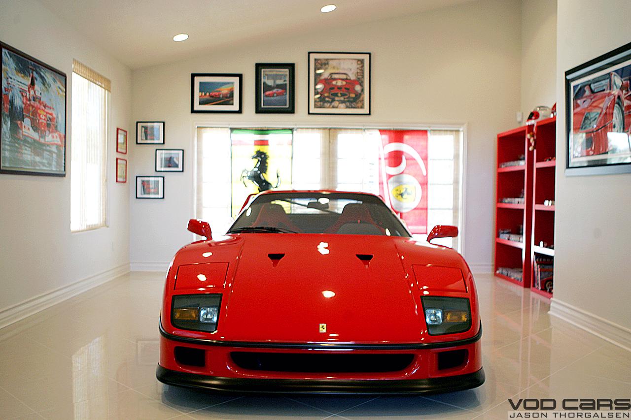 Detská izba pre auto