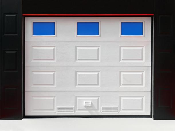 5 gýčových sekciových garážových brán