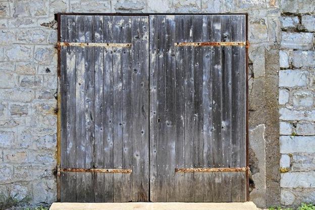 Brána bez kľučky