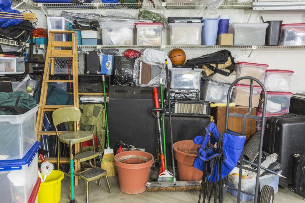 Seriál pre domácich majstrov: Organizácia priestoru v garáži (1. časť)